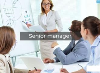 Senior manager là gì? Vươn lên vị trí Senior manager cần kỹ năng gì?